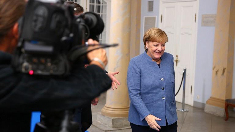 """Merkel assicura: """"Il gasdotto Nord Stream 2 dalla Russia sarà completato"""""""