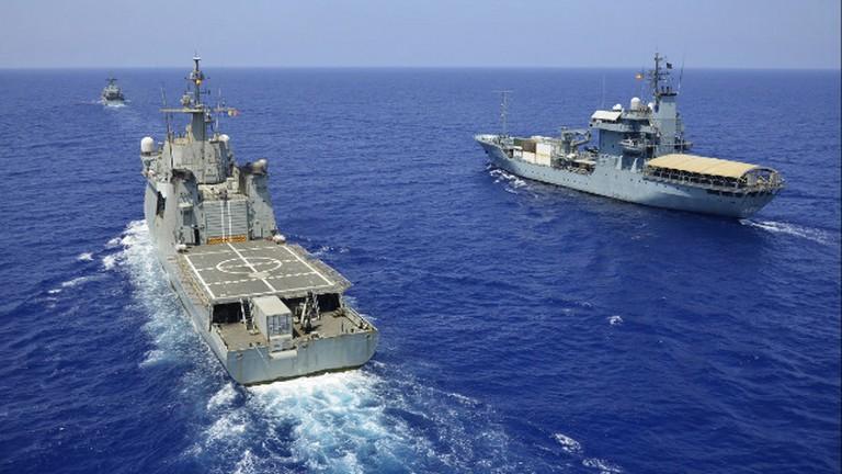 Mediterraneo: operazione Irini, il 26 e 27 novembre conferenza Shade Med